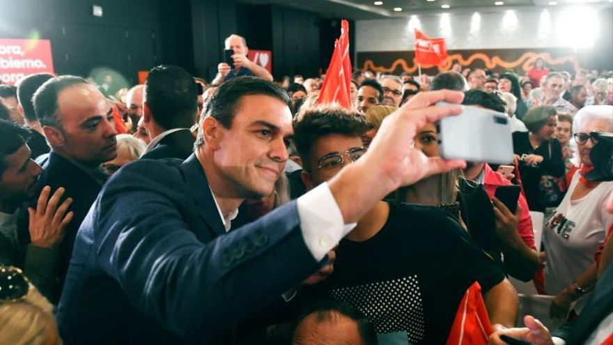 """Sánchez garantiza firmeza ante """"irresponsabilidades"""" independentistas"""