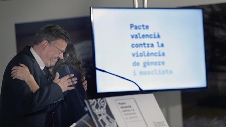 La ayuda valenciana por violencia machista se equiparará a la del terrorismo