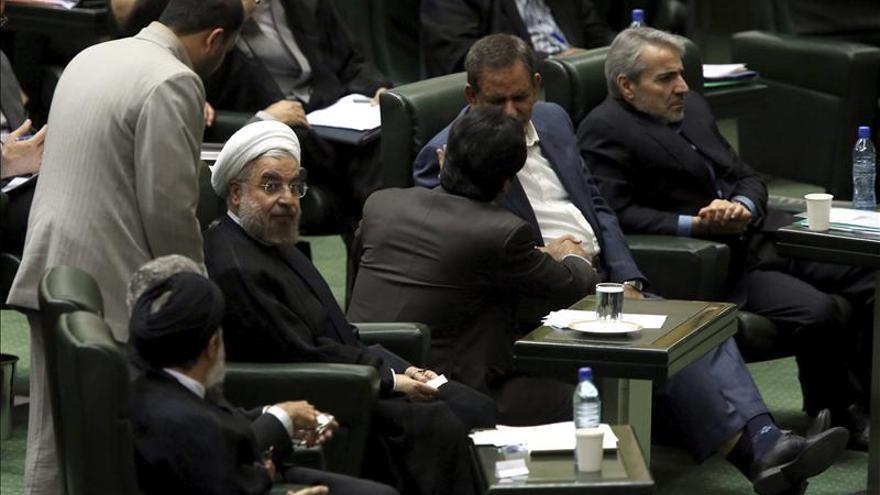 El Parlamento iraní expresa su apoyo al equipo negociador nuclear en Ginebra