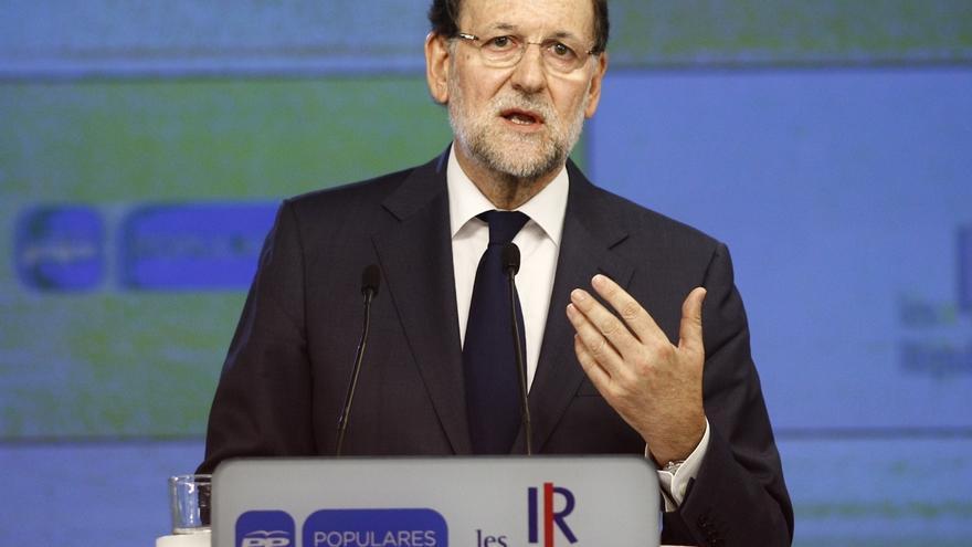 """Rajoy cree que sería """"bueno"""" que Tsipras perdiera el referéndum para que Europa negociara con otro Gobierno"""