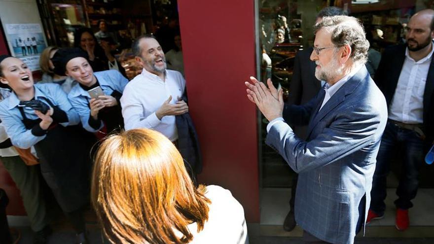 Rajoy confía en la capacidad del PP para recuperar al electorado perdido