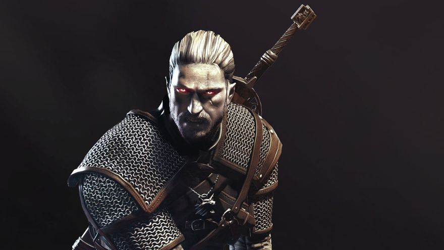 The Witcher 3 Wild Hunt Geralt