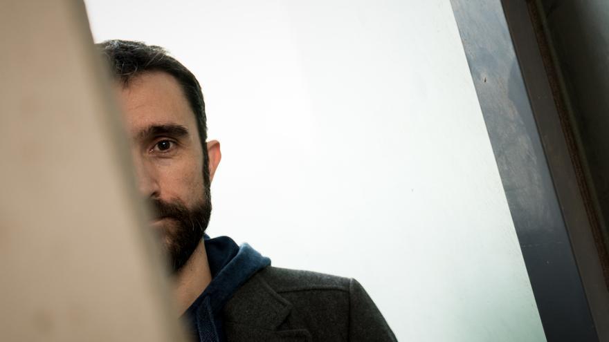El escritor José Morella. Foto: Jesús G. Pastor