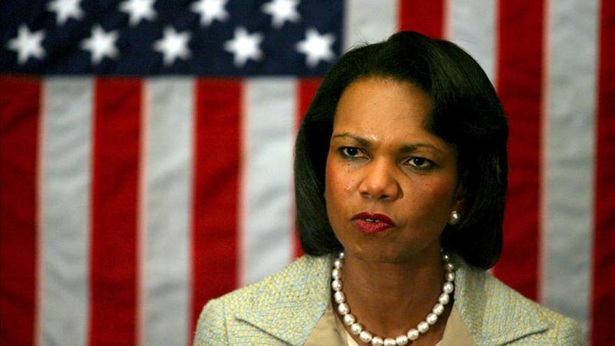 Condoleezza Rice asegura que la inmigración será cuestión clave de los republicanos