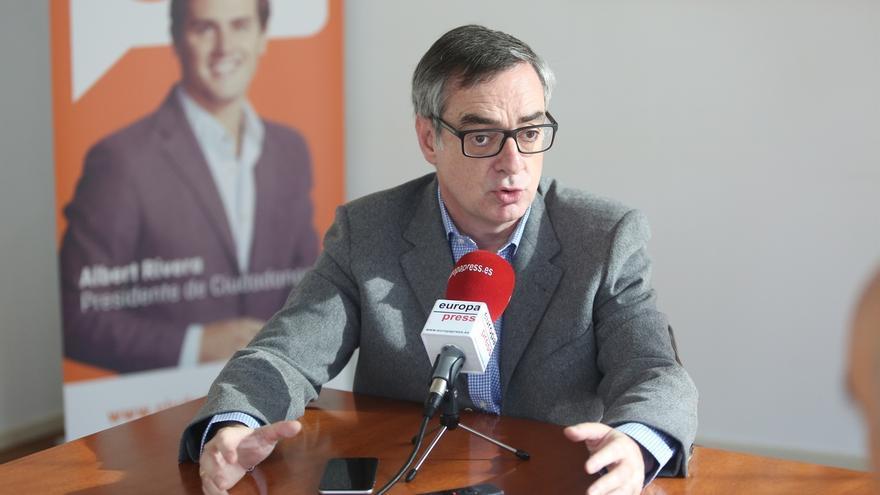 """Ciudadanos quiere salir de su congreso de febrero """"preparado"""" para asumir """"responsabilidades de gobierno"""""""