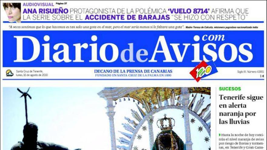 De las portadas del día (16/08/2010) #10