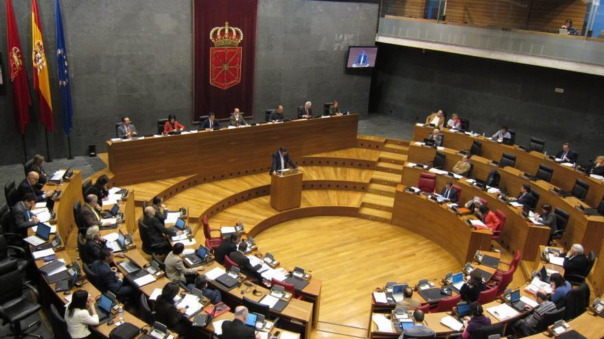 Admitida a trámite la solicitud de UPN de crear una ponencia para estudiar el número de parlamentarios