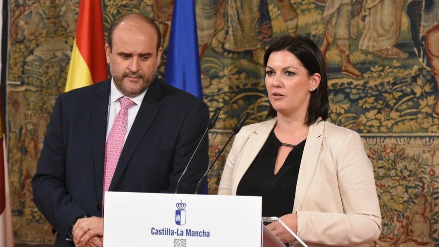 José Luis Martínez Guijarro y Mayte Fernández / JCCM