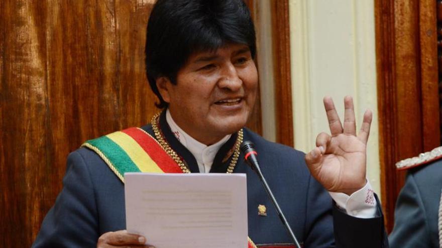 Evo Morales anuncia la próxima construcción de un reactor nuclear en Bolivia