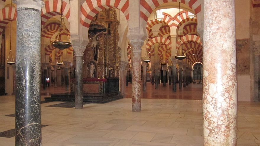 La polémica de la Mezquita surge a raíz de la inmatriculación del templo.