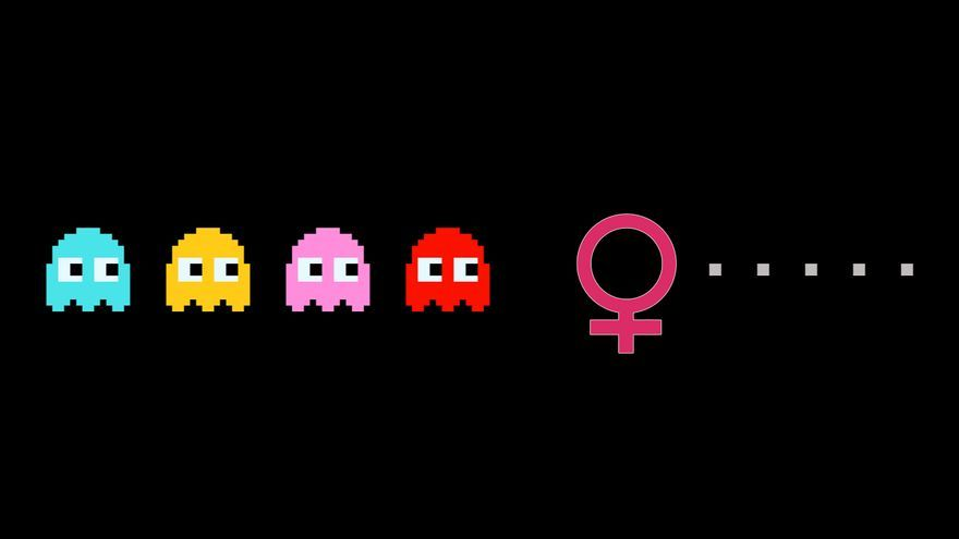 mujeres videojuegos