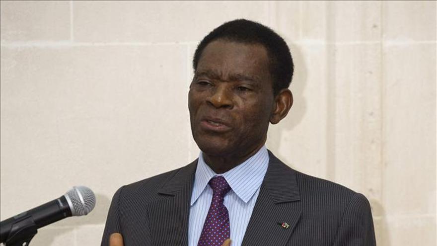 Tajani recibe a Obiang para tratar sobre las inversiones europeas en Guinea