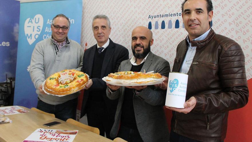Presentación de la iniciativa en el Ayuntamiento de Lucena.