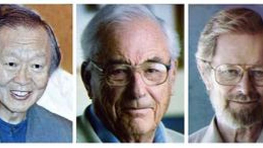 Ganadores Nobel de Fisica 2009