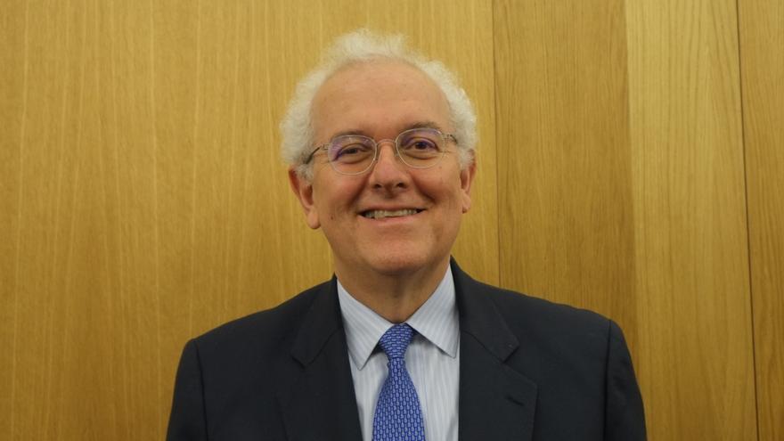 José Antonio Ocampo, presidente del ICRICT.