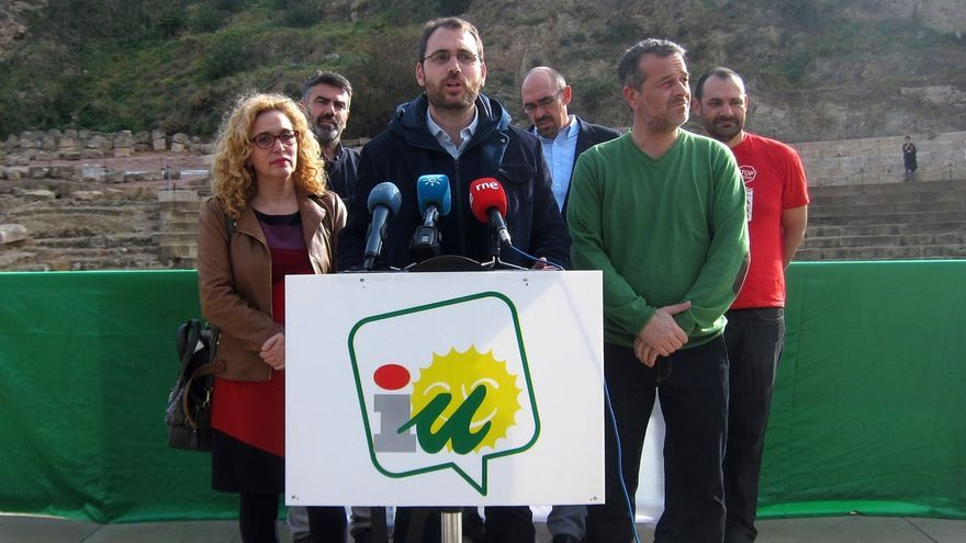 """IULV-CA critica """"el peronismo rociero"""" de Díaz y llama a la movilización el 28F para reclamar """"igualdad"""""""