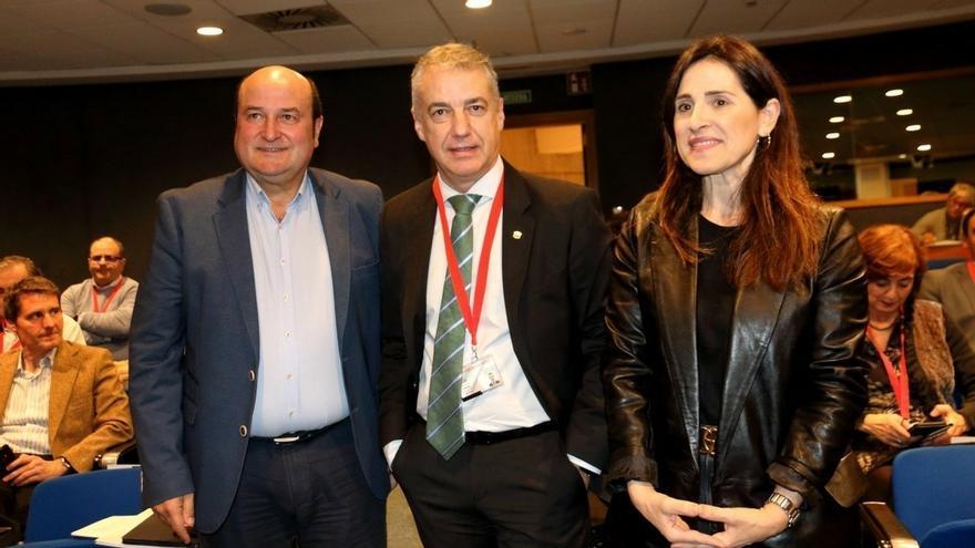 PNV vuelve a apostar por Álava para las elecciones vascas al incluir de nuevo a Urkullu en la lista por este territorio