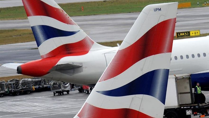 British Airways cancela vuelos tras un fallo informático global pero descarta un ciberataque