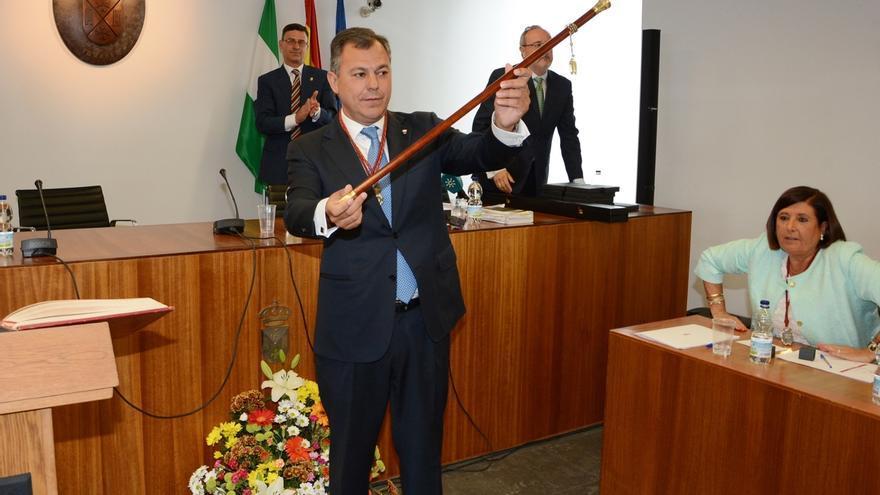 José Luis Sanz (PP) ha salido reelegido alcalde en Tomares con mayoría absoluta