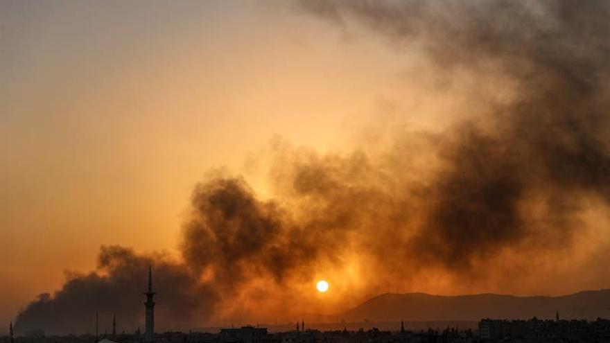 Más de 346.000 muertos en Siria desde el inicio del conflicto, según ONG