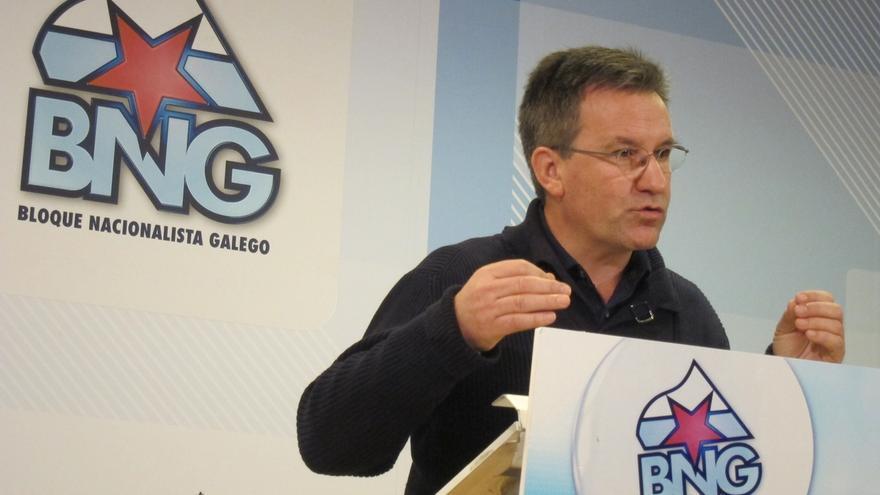 """El BNG cree que el acto de Podemos fue """"excesivamente caudillista"""""""