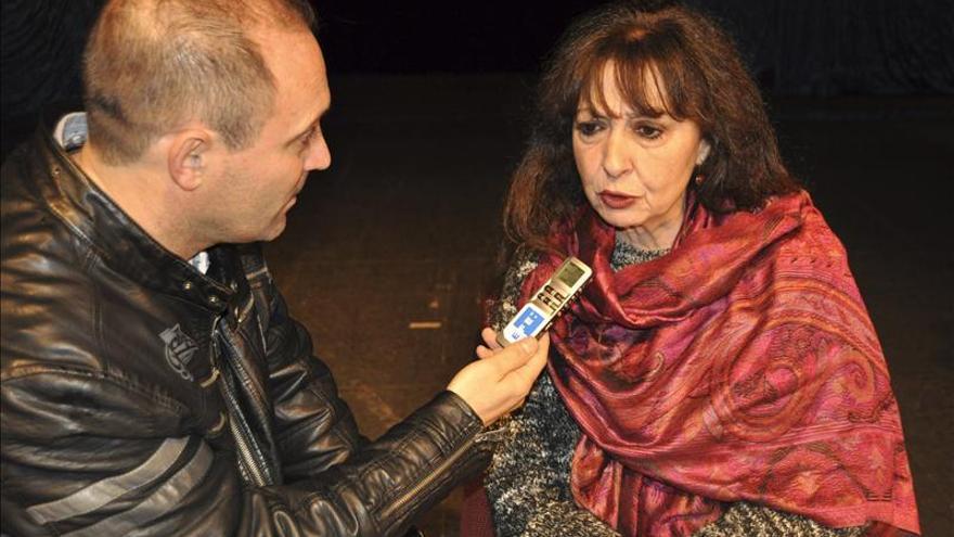 Para Chelo Vivares hay muchos actores puristas que están en contra del doblaje
