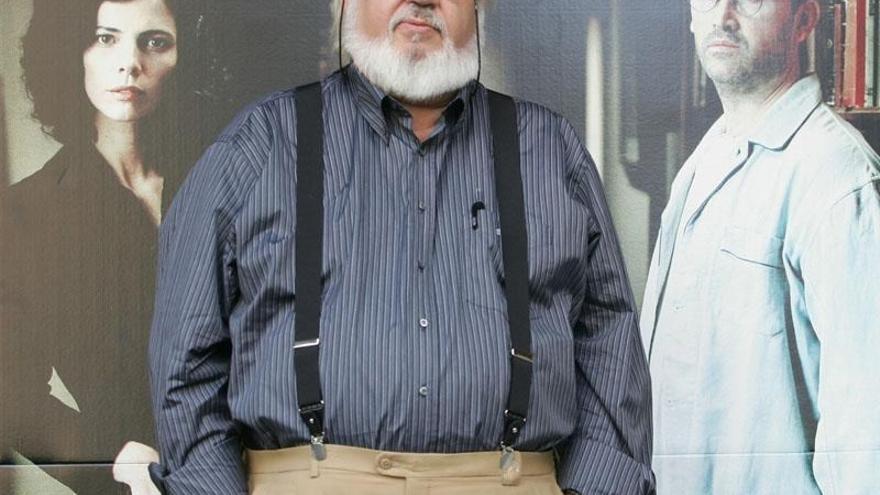 José Luis Cuerda, uno de los participantes en los 'Encuentros con Cervantes'