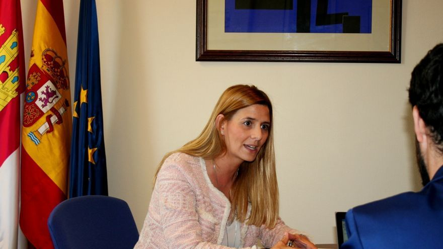 Carolina Agudo FOTO: Europa Press