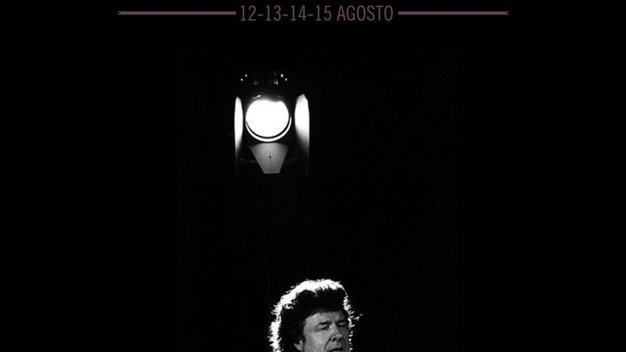 El cartel de homenaje a Morente del Sonorama Ribera 2015