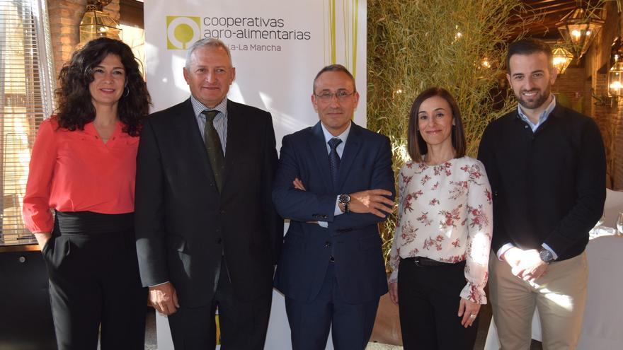 Los responsables de Cooperativas de Castilla-La Mancha