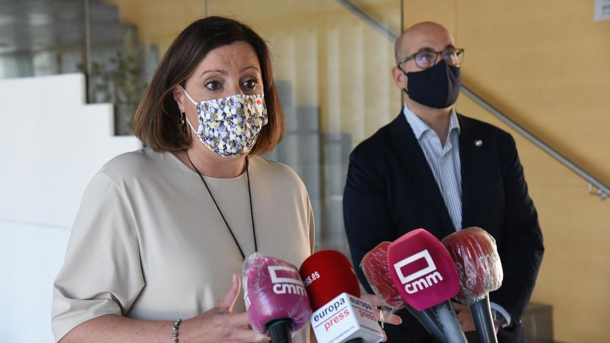 Patricia Franco, consejera de Economía, Empresas y Empleo de Castilla-La Mancha