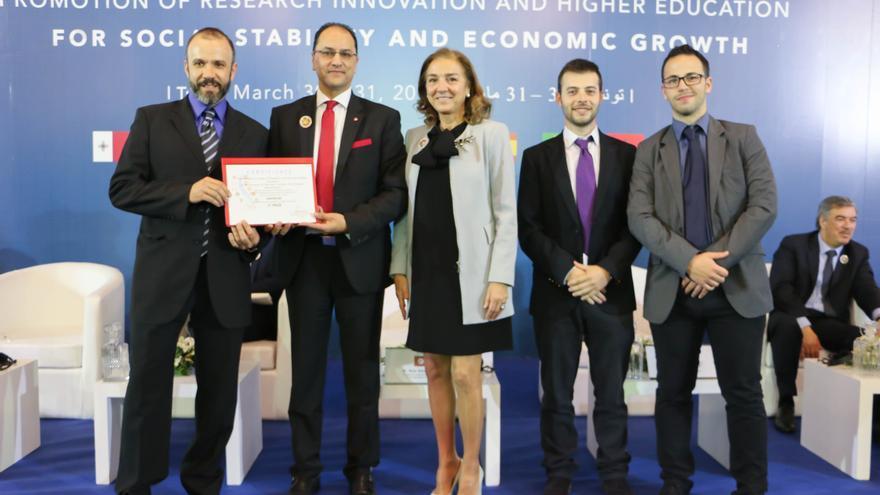 Ingenium gana el concurso 'Entrepreneurship 5+5' / UCLM