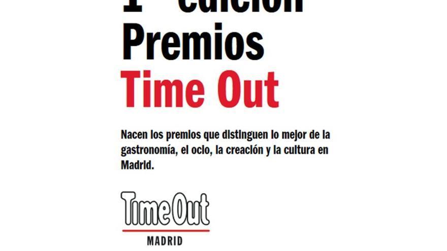 Primera edición de los Premios Time Out Madrid
