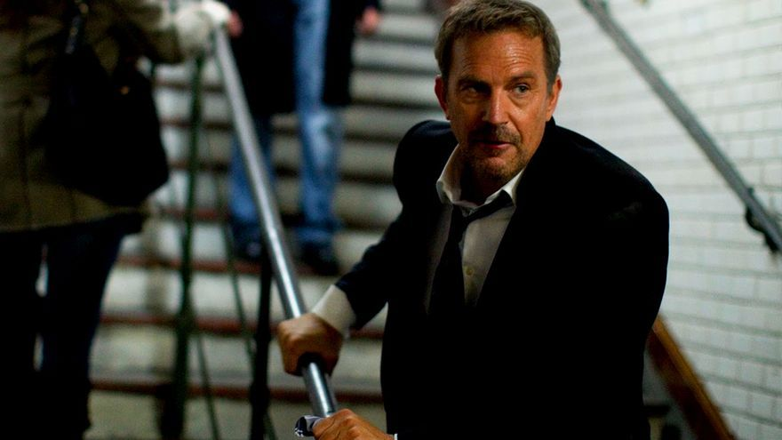 Kevin Costner en 3 días para matar