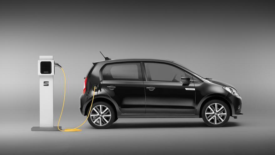 Seat elige el Mii como su primer modelo cien por cien eléctrico.