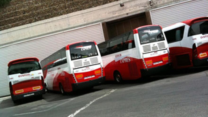 Autobuses de AutoRes