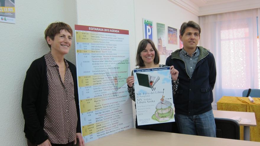 La Feria del Libro de Pamplona regresará a la plaza del Castillo del 29 de mayo al 7 de junio con descuentos del 10%