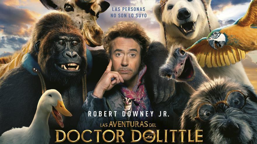La aventuras del Dr.Dolitttle