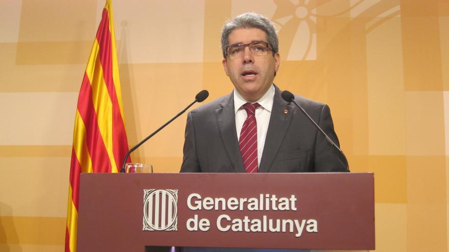 """El gobierno catalán valora la """"disposición"""" del PSC para debatir sobre autodeterminación"""