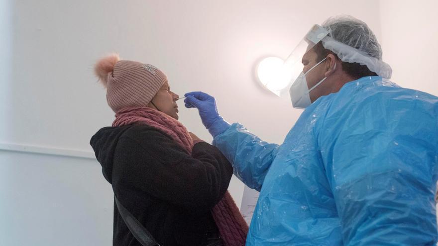 Los casos de covid repuntan hasta los 224 contagios cada 100.000 habitantes