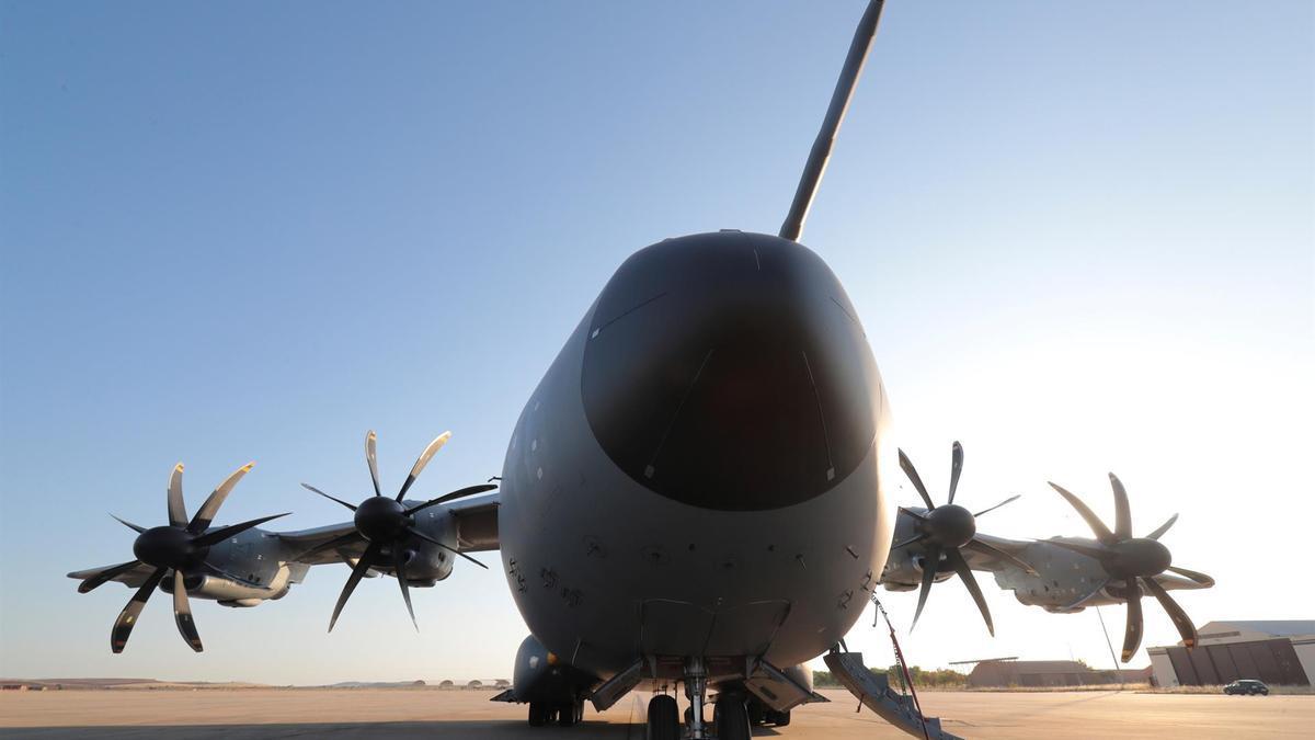 Salen vuelos hacia Kabul