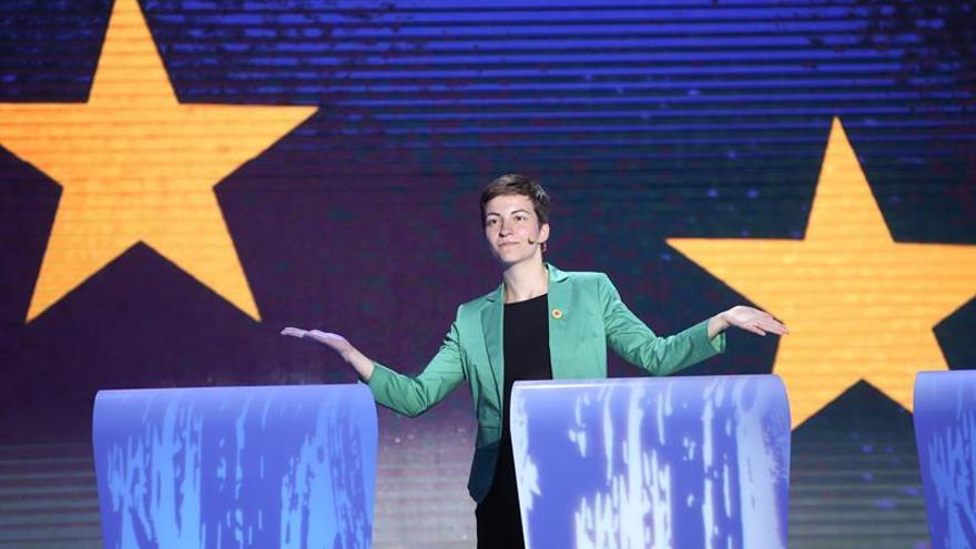 Los Verdes alemanes eligen a Keller y Giegold como candidatos a las europeas