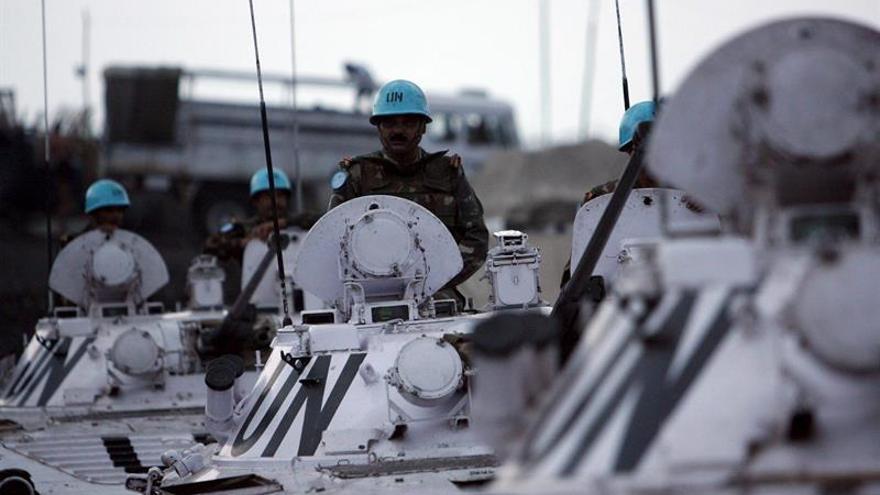 """Mueren dos """"cascos azules"""" marroquíes en otro ataque en la R.Centroafricana"""