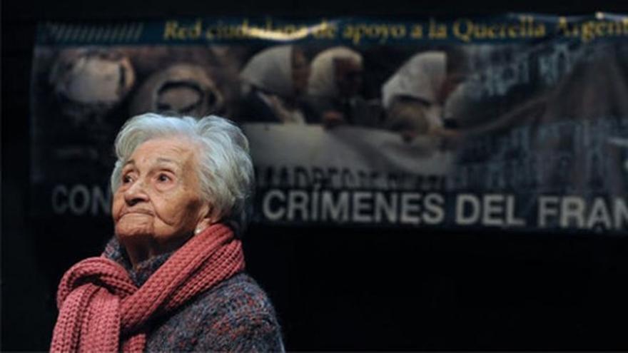 Ascensión Mendieta. FOTO: ARMH
