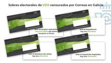 La Junta Electoral da la razón a Vox frente al bloqueo de su propaganda electoral por parte de Correos