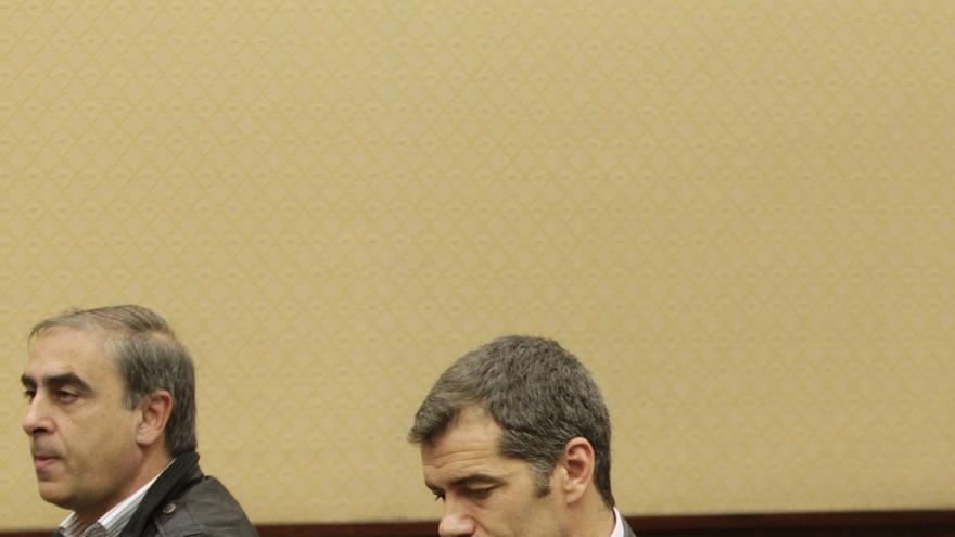 """Toni Cantó (UPyD) se burla de que sean diputados de PP y PSOE quienes """"den clases"""" en un foro mundial sobre corrupción"""
