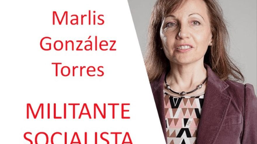 La psicóloga y coach Marlis González Torres, precandidata del PSOE