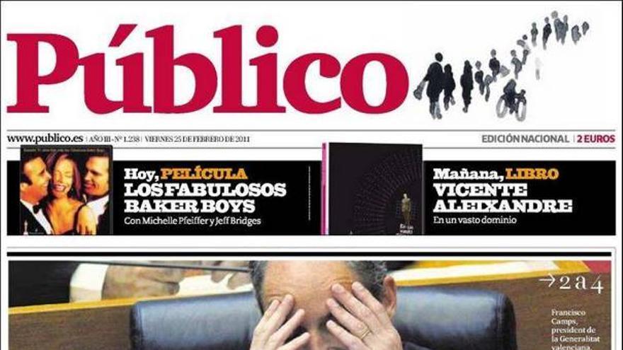 De las portadas del día (25/02/11) #9