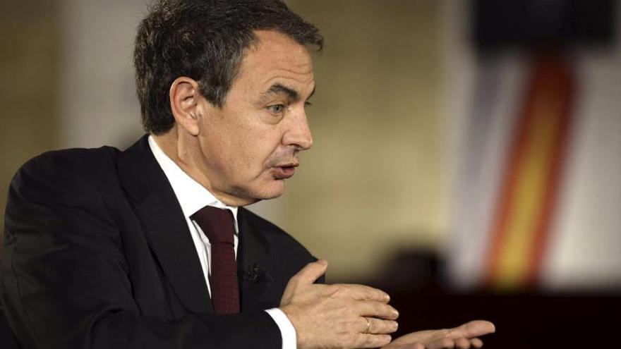 Zapatero habla sobre el G-20 en su primera visita al Real Instituto Elcano