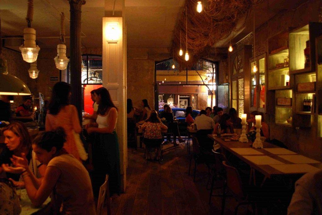 Interior de Maricastaña | Foto: Lu
